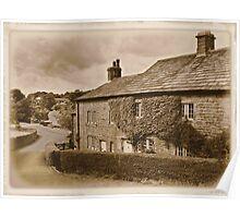 Downham a village unchanged Poster