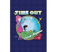 Time Out: Candy Kingdom Photographic Print