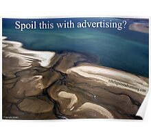 Places for advertising to ruin 1 Poster