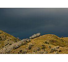 Mt Blowhard (as an iMac saw it). Photographic Print