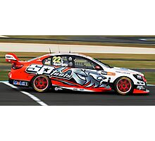 HRT James Courtney Photographic Print