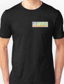 Fit food small logo T-Shirt