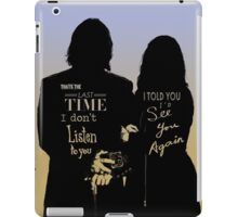 Neverland Reunion. iPad Case/Skin