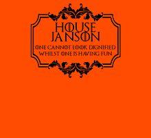 House Janson (black text) T-Shirt
