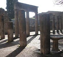 Pompeii by Kymbo