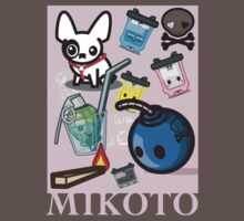 Mikoto Collage One Piece - Short Sleeve