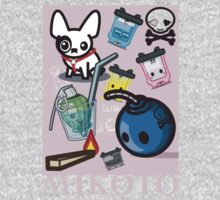 Mikoto Collage Kids Clothes