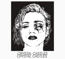 Crystal Castles by Julia Abernethy