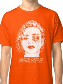 Crystal Castles (Black) Classic T-Shirt