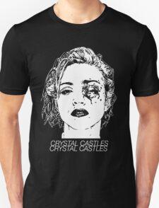 Crystal Castles (Black) Unisex T-Shirt