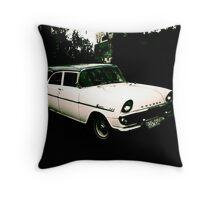 family car Throw Pillow