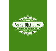 WoW Brand - Restoration Druid Photographic Print