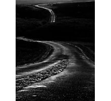 Long Winding Road  Photographic Print