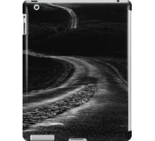 Long Winding Road  iPad Case/Skin
