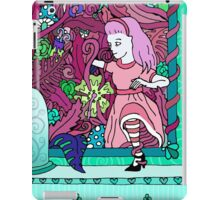 POISON LOOKING GLASS iPad Case/Skin