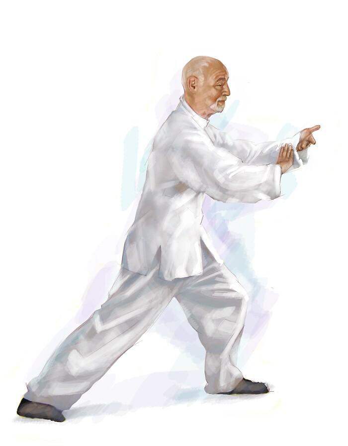 Tai Chi by Jim rownd