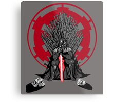 Playing the Game of Clones Metal Print