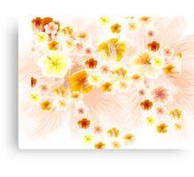 Aloha Hibiscus Canvas Print