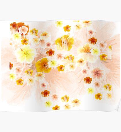 Aloha Hibiscus Poster