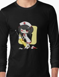 Slutty Nurse Long Sleeve T-Shirt