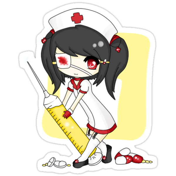 Slutty Nurse by Schizophrenic