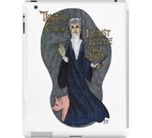 Bavmorda is the baddest. . . umm. . . morda. iPad Case/Skin