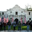 The Alamo Cowboys died here. by Tom Broderick IPA