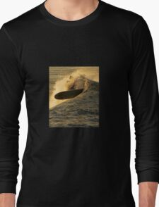 Wipeout- Evans Head Long Sleeve T-Shirt