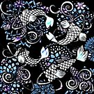 Batik Kois by DreaMground