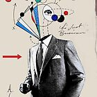 the business man by Loui  Jover