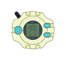 Digimon digivice Hope by Zanie