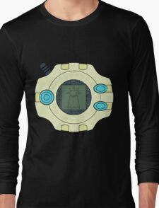 Digimon digivice Hope Long Sleeve T-Shirt
