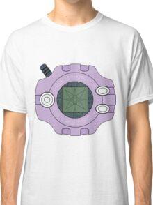 Digimon digivice Light Classic T-Shirt