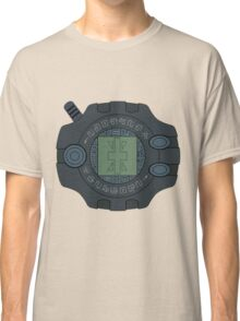 Digimon digivice Reliability Classic T-Shirt