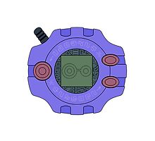 Digimon digivice Knowledge by Zanie