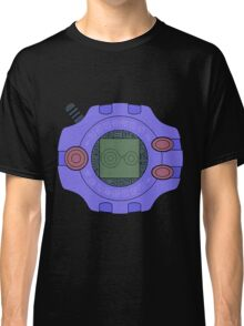 Digimon digivice Knowledge Classic T-Shirt