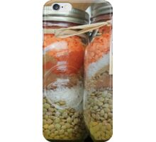 Lentils in Layers iPhone Case/Skin