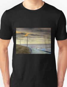 Dueling Lampposts T-Shirt