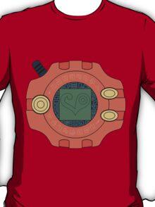 Digimon digivice Love T-Shirt
