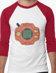 Digimon digivice Love Men's Baseball ¾ T-Shirt