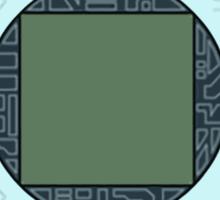 Digimon digivice Sticker