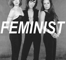 Charmed & Feminist by Randolph Rivo