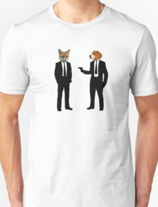 Beagle Killed Fox T-Shirt