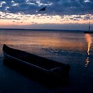 The fishman boat by Antanas