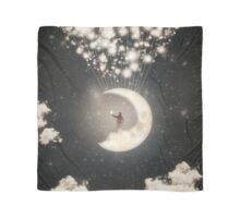 The Big Journey of the Man on the Moon Scarf