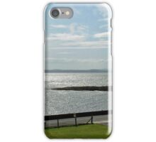 Early Morning Sunlight Sparkles On The Sea iPhone Case/Skin