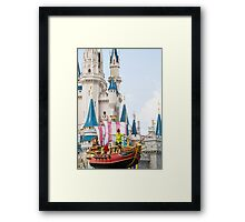 Think of a Wonderful Thought! Framed Print