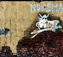 Norsman 3 by Mark  Coward