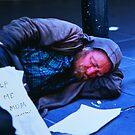 *HOMELESS BLUES* (Help Me Mum) by Ronald Rockman