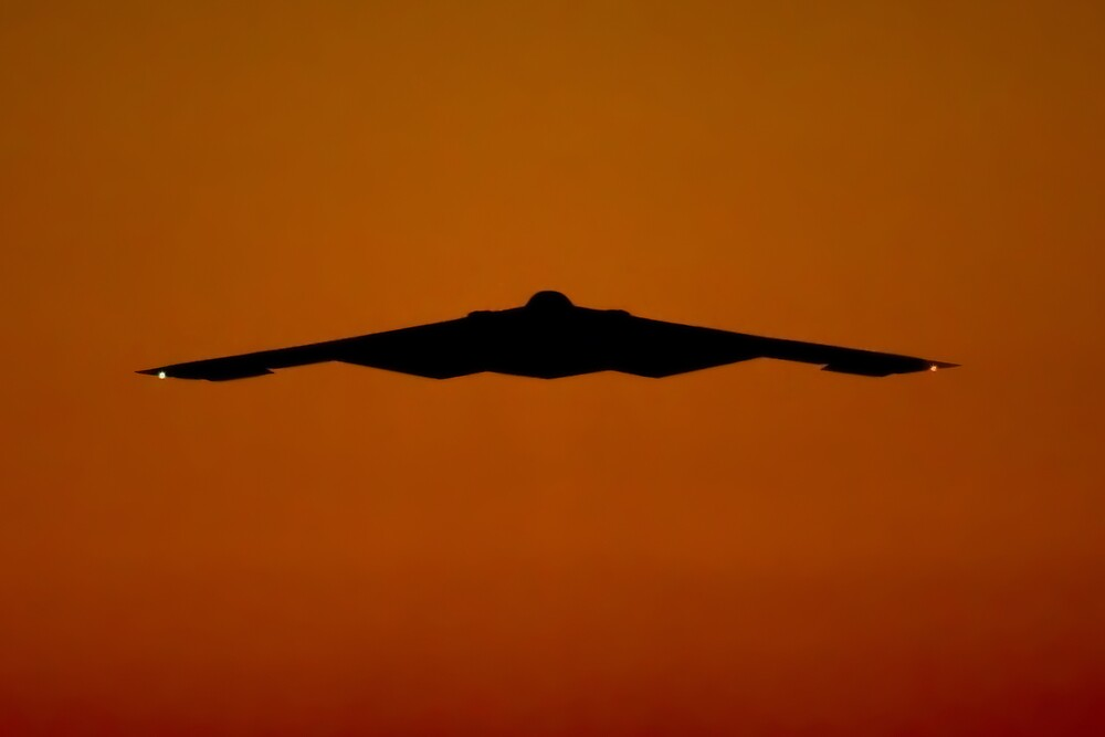 B-2 at Dawn by gfydad